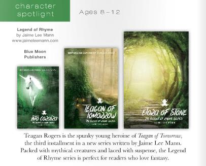 Legend of Rhyme series